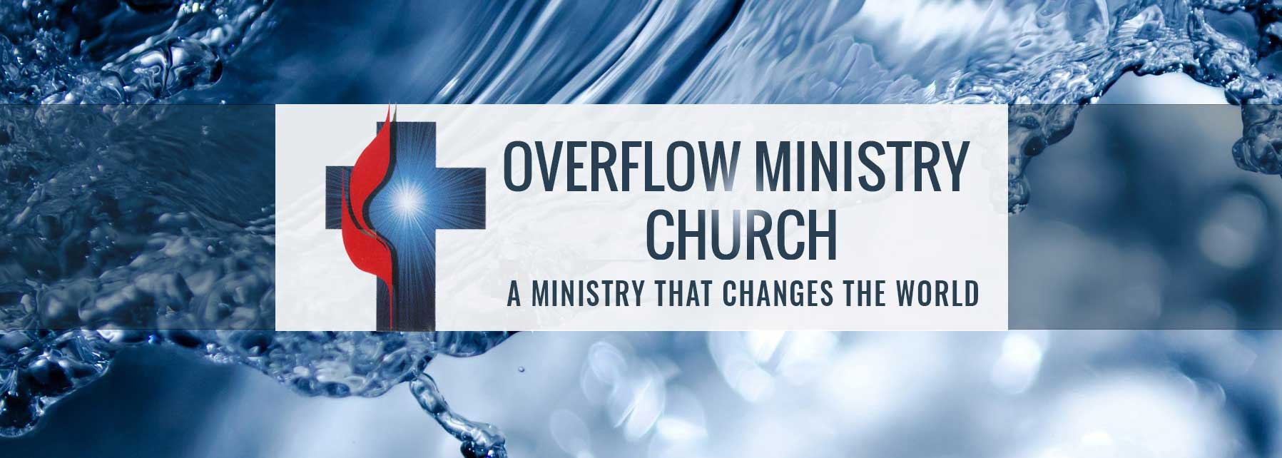 OVERFLOW MINISTRY CHURCH